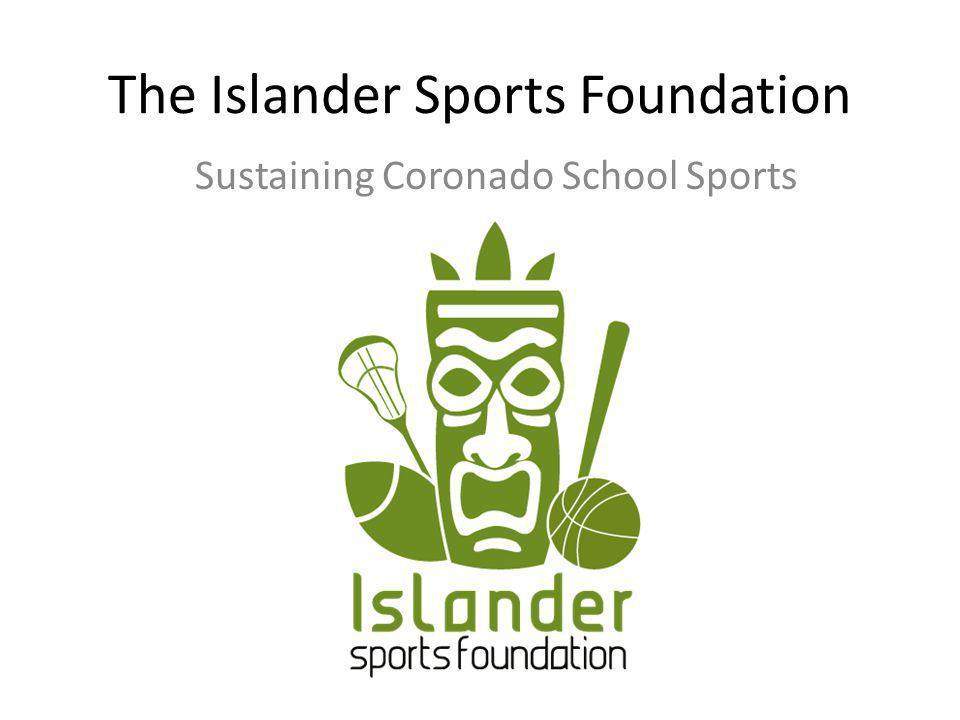 The Islander Sports Foundation Sustaining Coronado School Sports