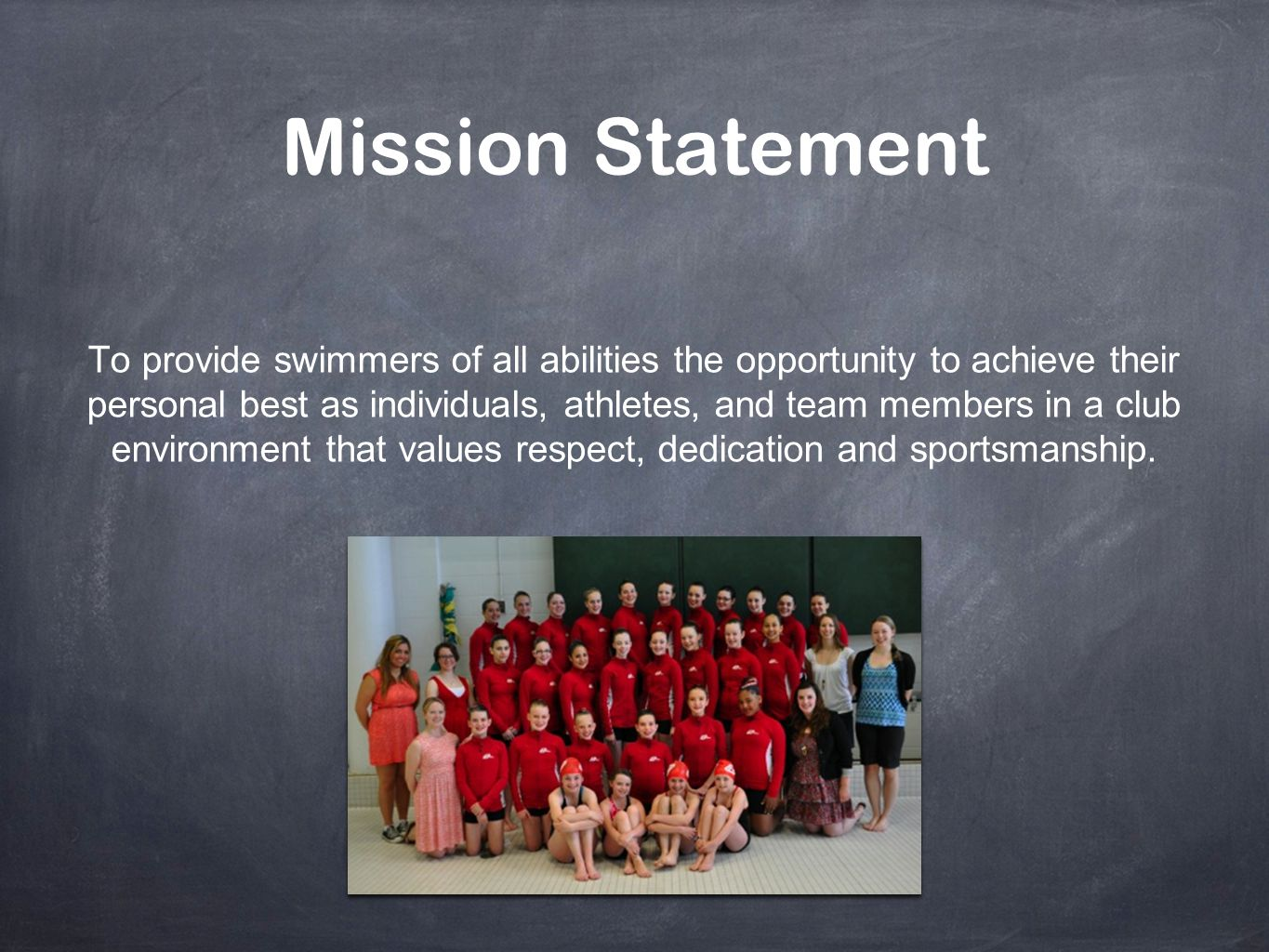 Code of Conducts Parent Code of Conduct Swimmer Code of Conduct Look in the Nova Handbook for: