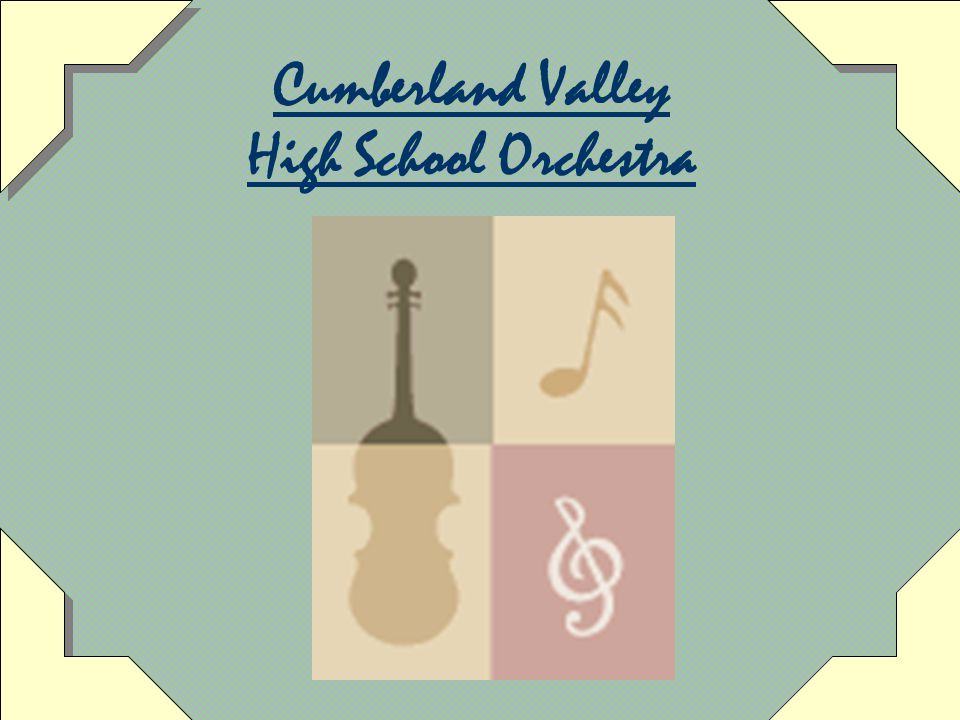 PMEA Festival and Youth Symphony Participation Students wishing to participate in PMEA events or HSYO MUST be a member in GOOD standing of the CVHS Orchestra!