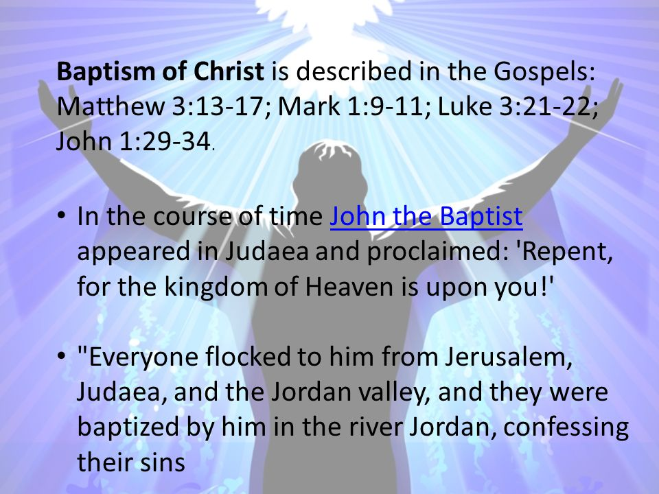 Interpretations of the Transfiguration Generally speaking, the primary significance of the Transfiguration exists in the light which shines from Jesus body on the mountaintop, which is typically held to be a sign of his internal divinity fully manifesting itself in the material world.