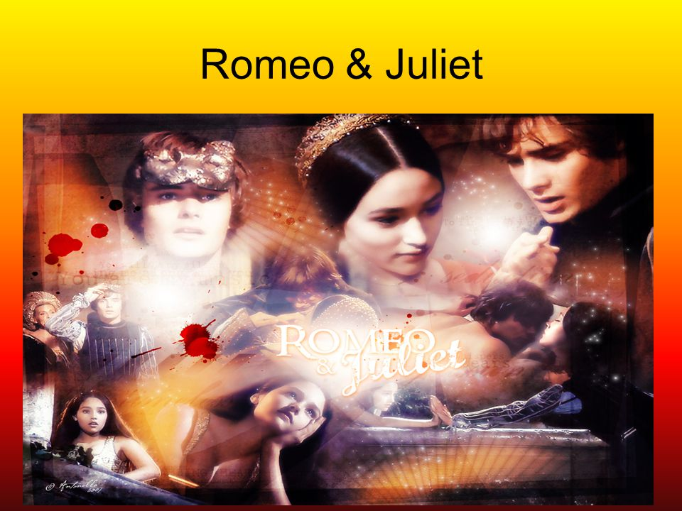 the fate of the young lovers in romeo and juliet a play by william shakespeare