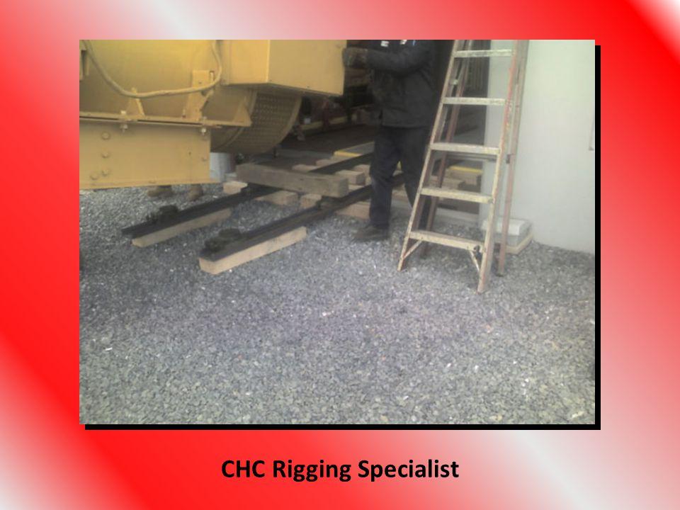 CHC Rigging Specialist