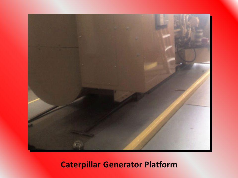 Caterpillar Generator Platform