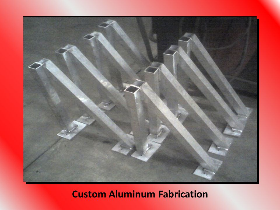 Custom Aluminum Fabrication