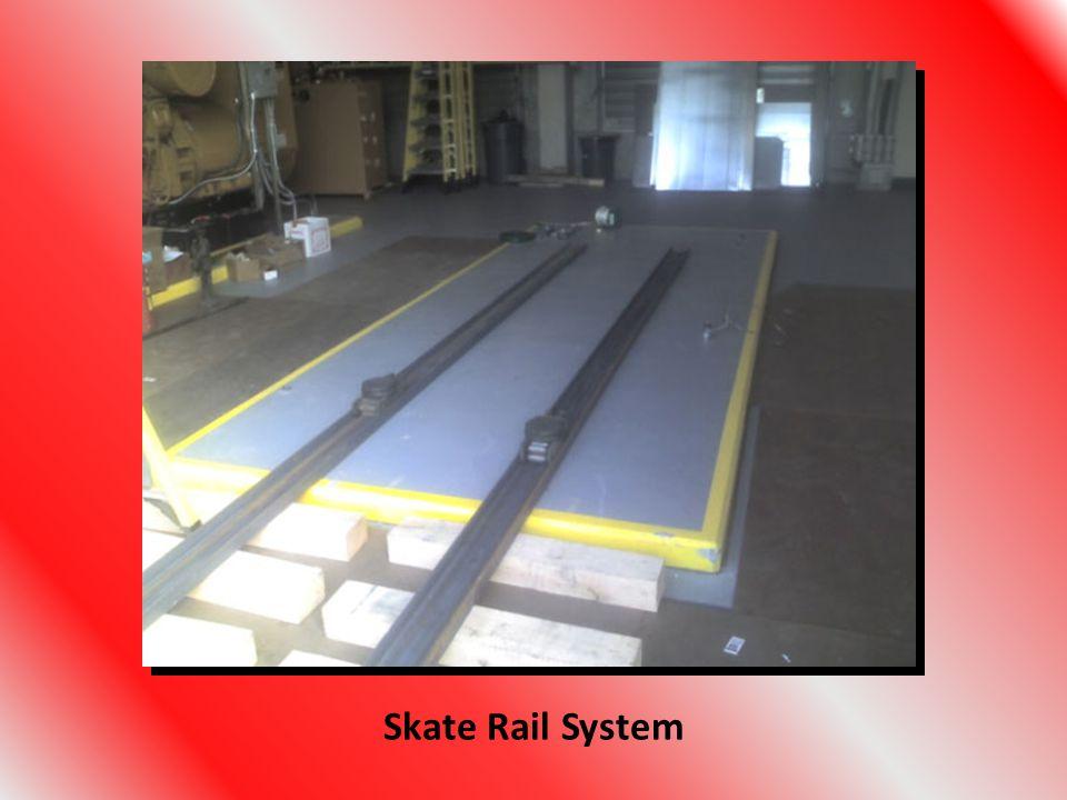 Skate Rail System
