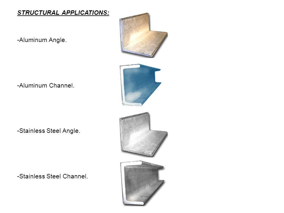 PIPE/ TUBE APPLICATIONS: -Aluminum Tube. -Bronze Tube. -Copper Tube. -Stainless Steel Round Tube.