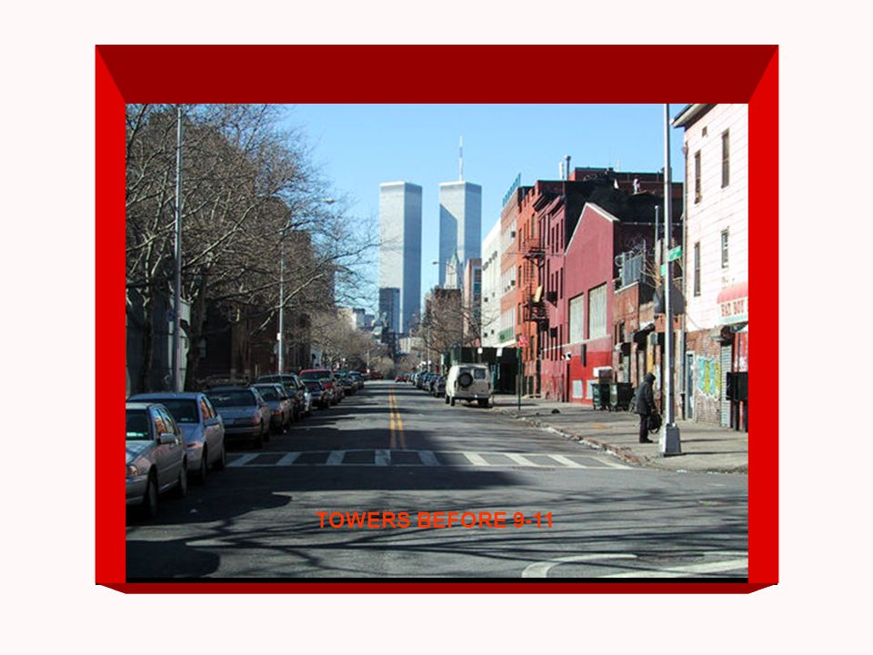 TOWERS BEFORE 9-11