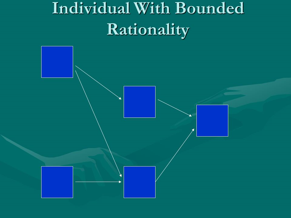 Individual With Bounded Rationality