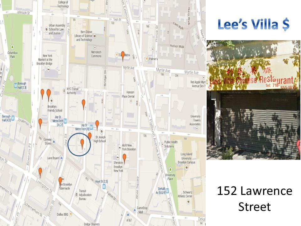 152 Lawrence Street