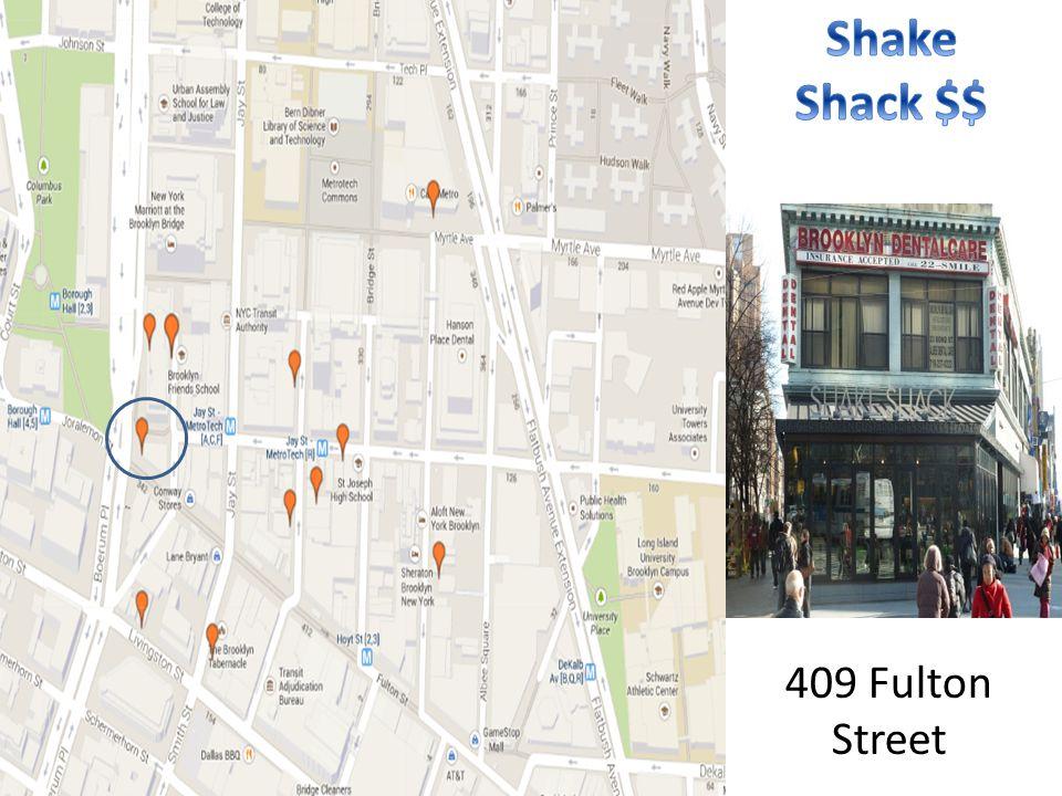 409 Fulton Street