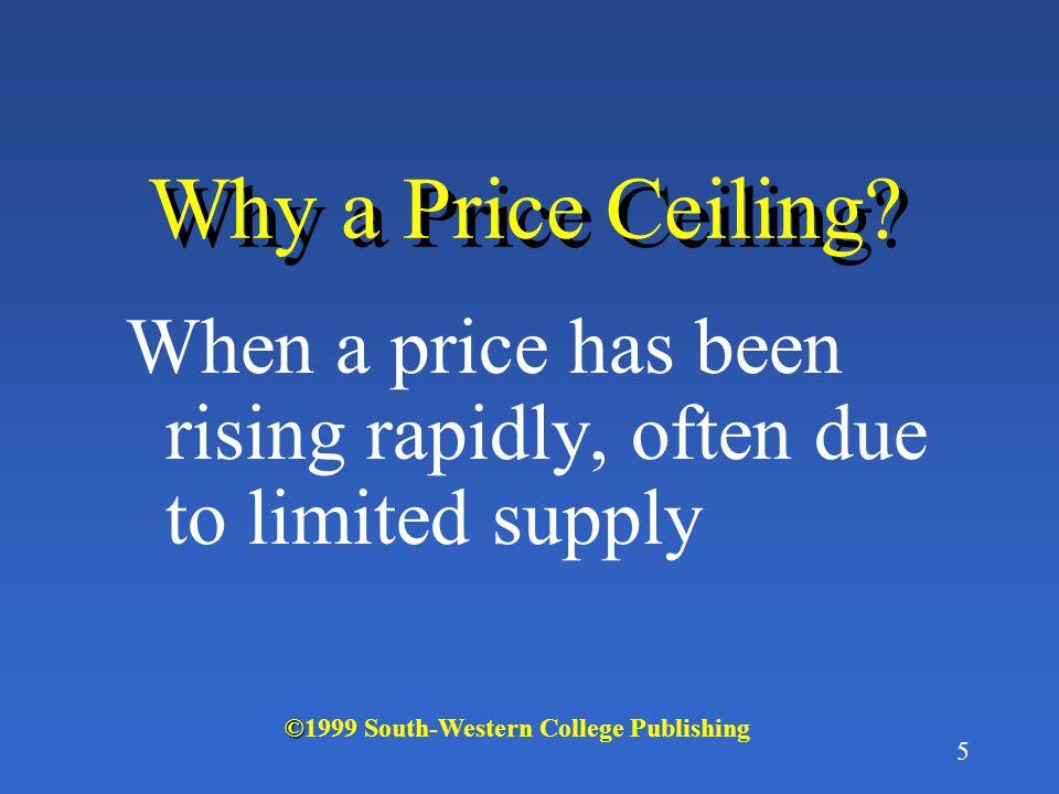 4 D S P Shortage A Price Ceiling 4 QDQD QSQS