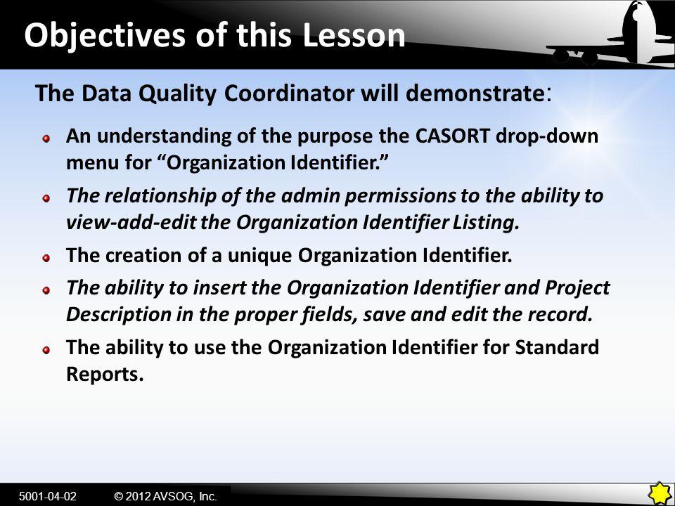 CASORT Manual 1.1.Go to Inspector Toolkit 2. 2.Select folder C=CAA Technical Guidance 3.