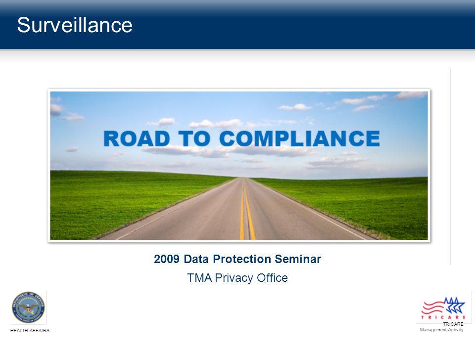 Surveillance TRICARE Management Activity HEALTH AFFAIRS