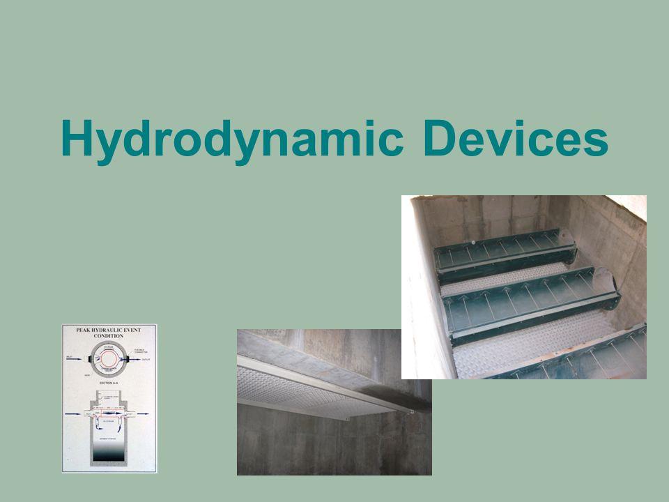 Hydrodynamic Devices