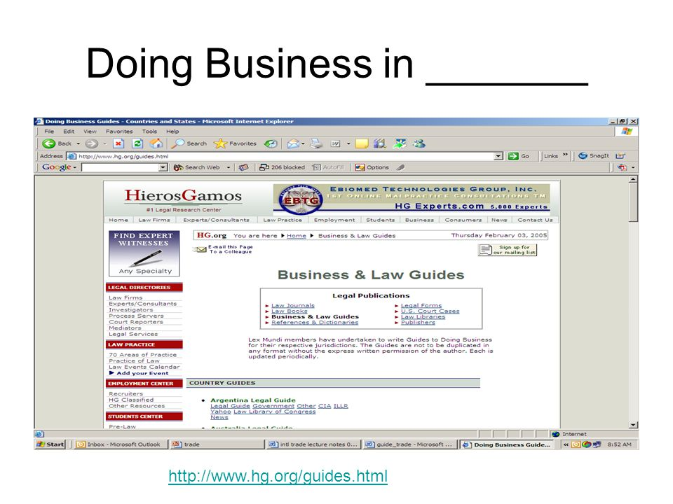 Country Commercial Guides http://www.buyusainfo.net/adsearch.cfm?search_type=int&loadnav=no
