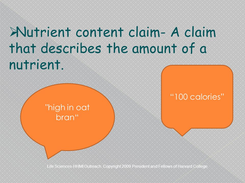  Structure/Function claim- A claim that suggests how the supplement may affect organs or organ systems.