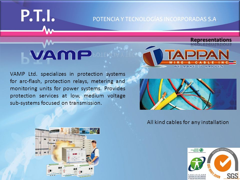 VAMP Ltd.
