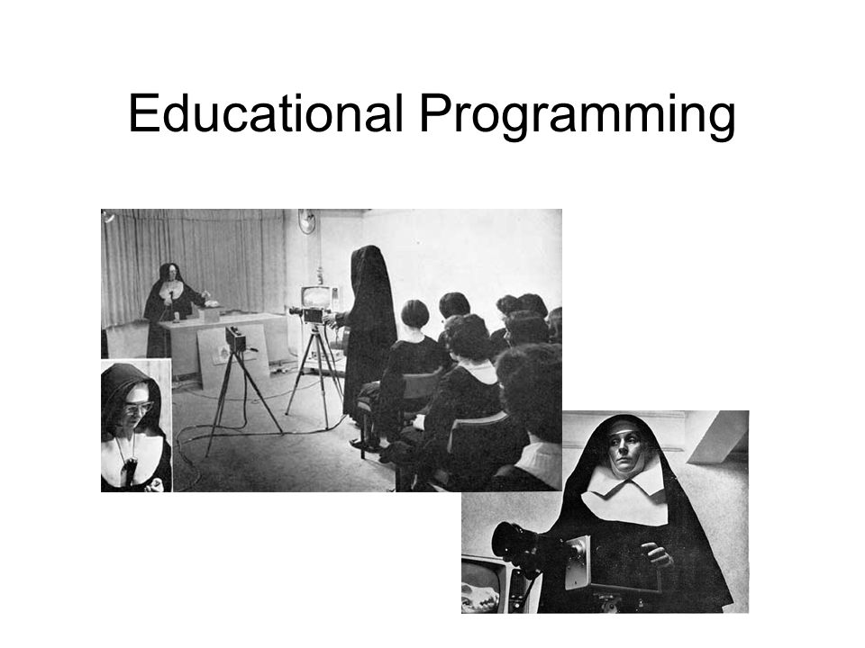 Educational Programming