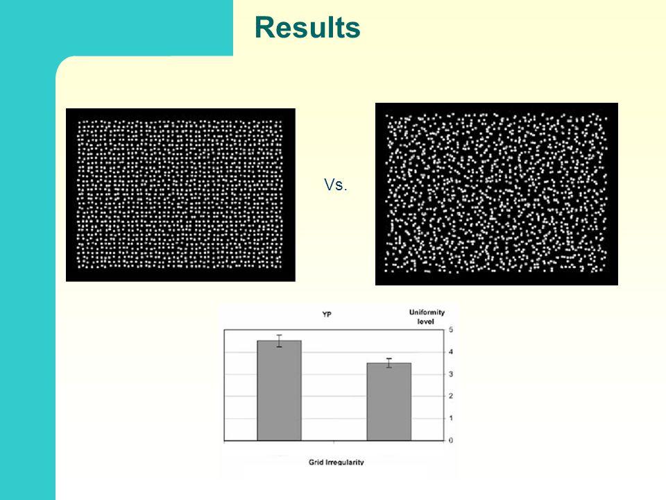 Vs. Results
