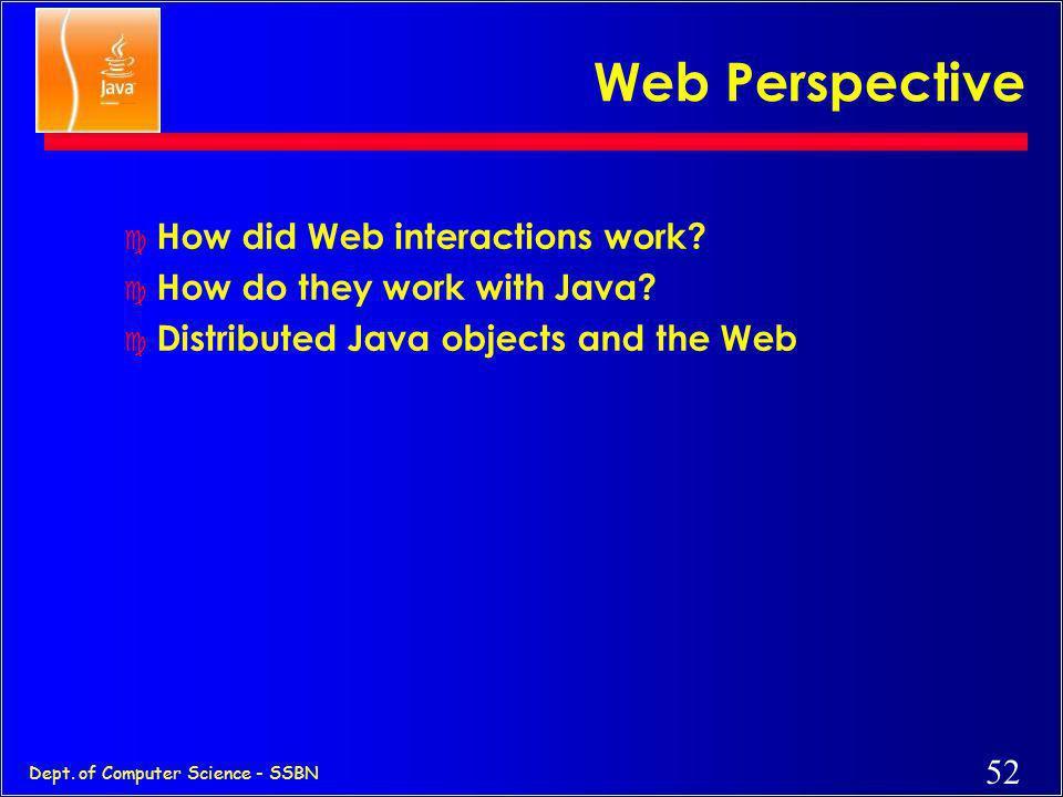 "51 Dept. of Computer Science - SSBN Execution of Applets Hello Hello Java <app= ""Hello""> 4 APPLET Development ""hello.java"" AT CDAC-India The Internet"