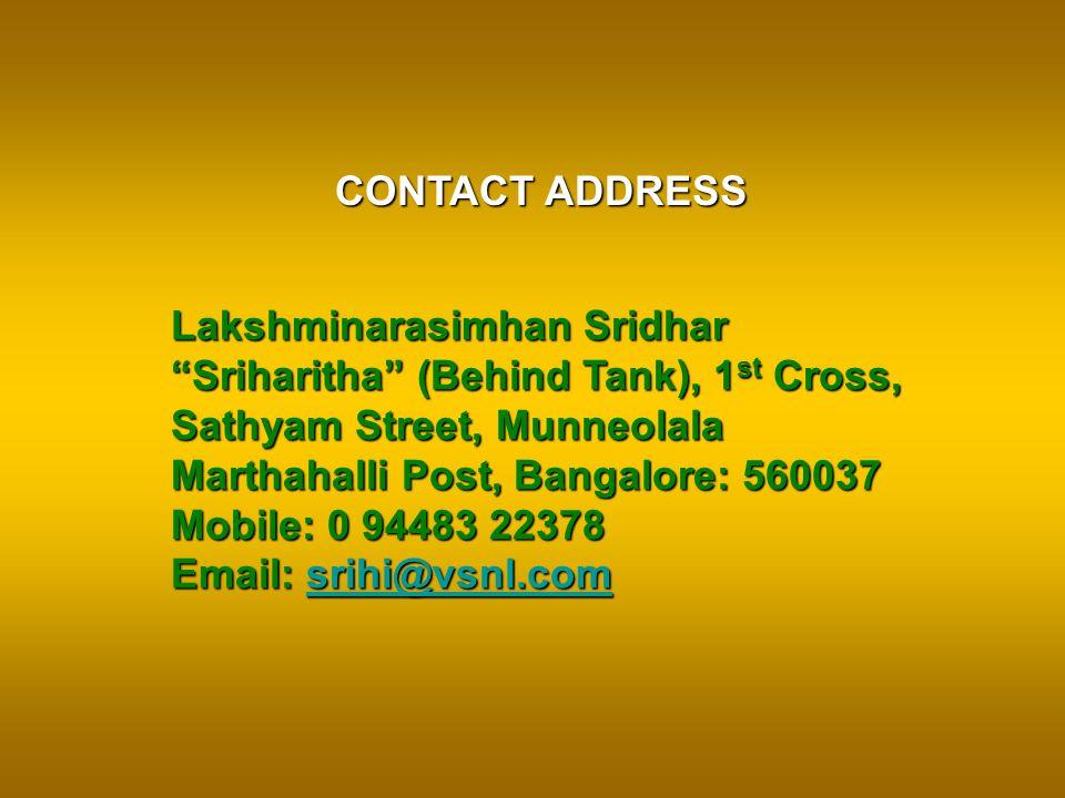 Religious Mentor : Dr.V.Sadagopan of U S A. Team members of Ahobilavalli eBooks series (www.ahobilavalli.org) for their encouragement. www.ahobilavall
