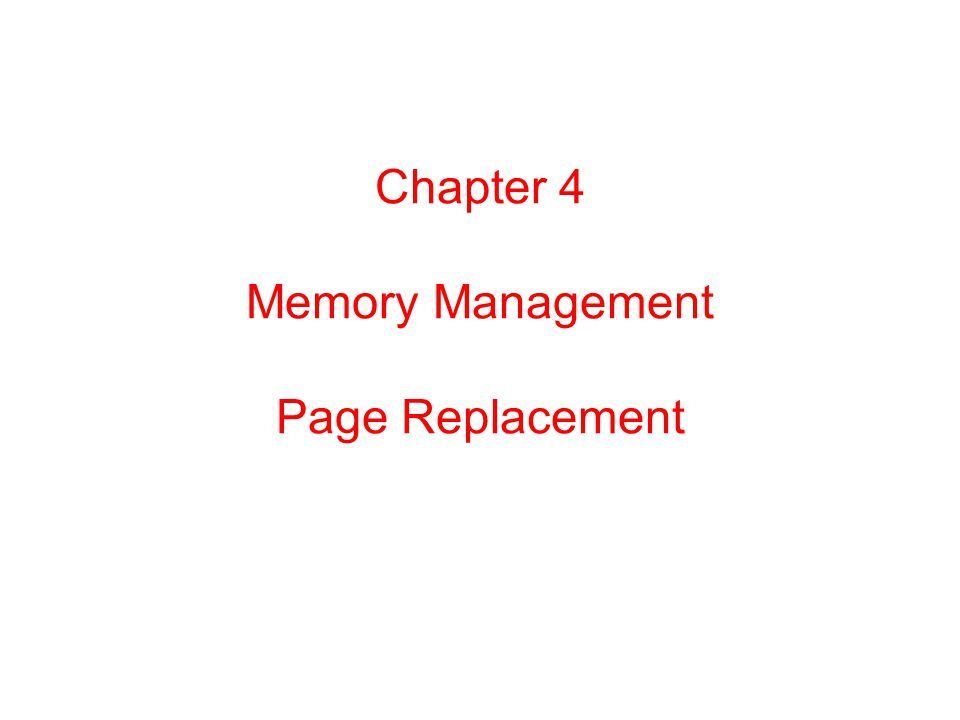 Page Size (1) Small page size Advantages less internal fragmentation better fit for various data structures, code sections less unused program in memory Disadvantages programs need many pages, larger page tables