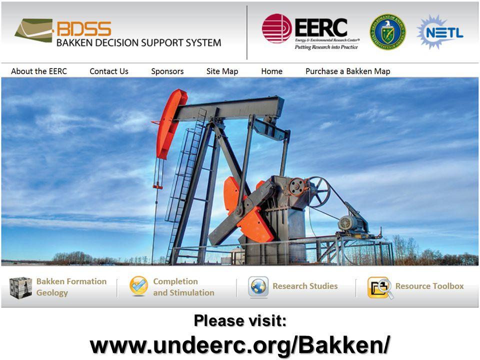 Please visit: www.undeerc.org/Bakken/