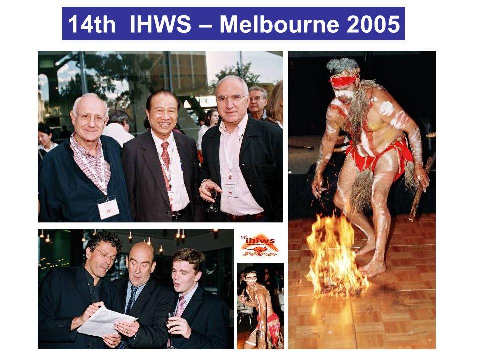 14th IHWS – Melbourne 2005