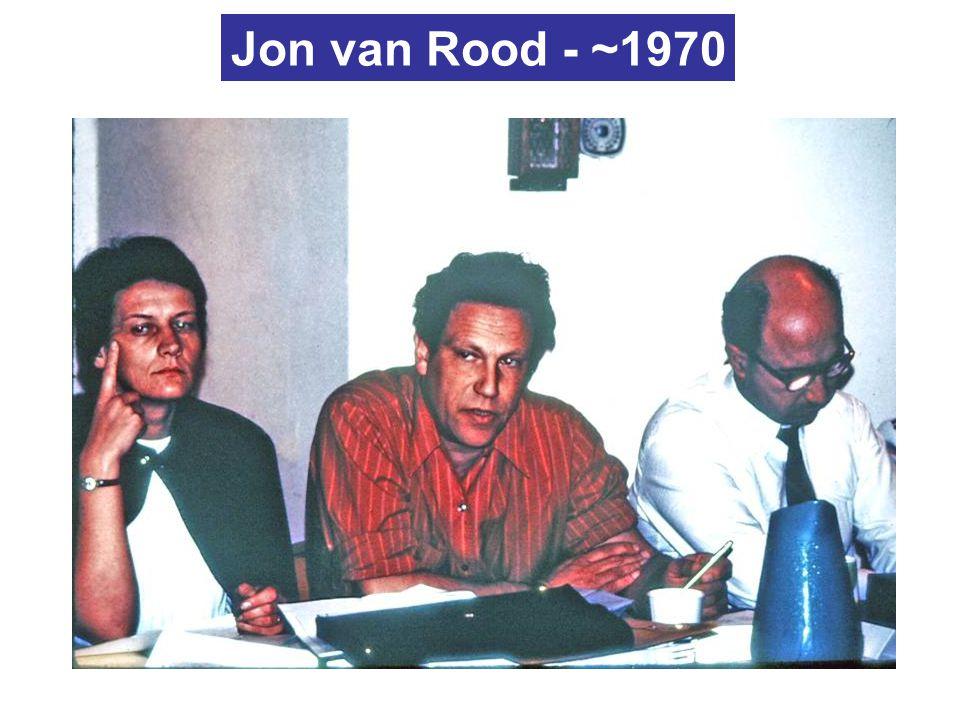 Jon van Rood - ~1970