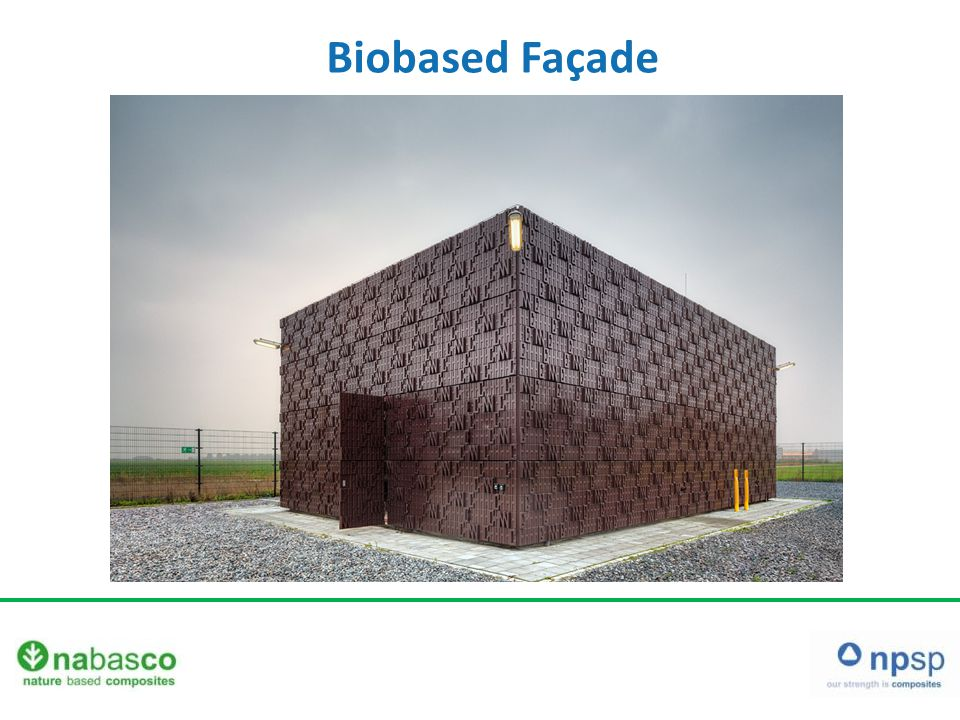 Biobased Façade