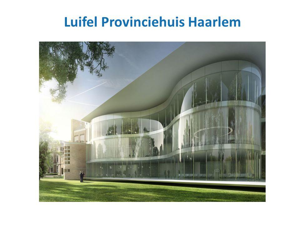 Luifel Provinciehuis Haarlem