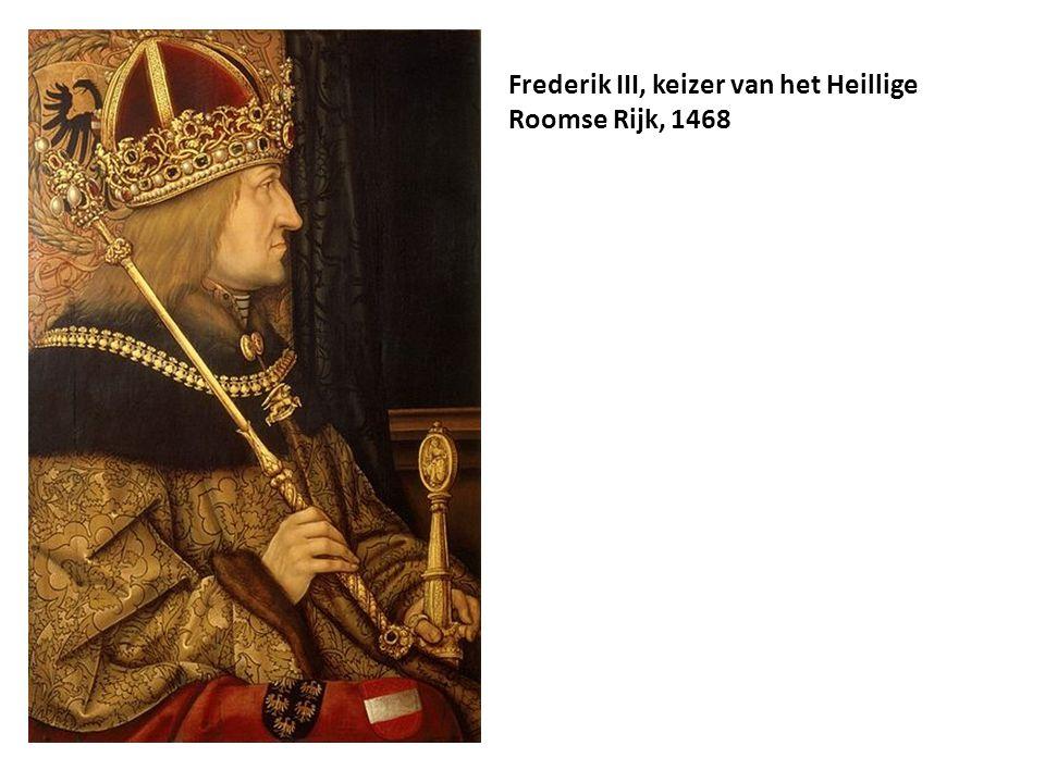 Frederik III, keizer van het Heillige Roomse Rijk, 1468
