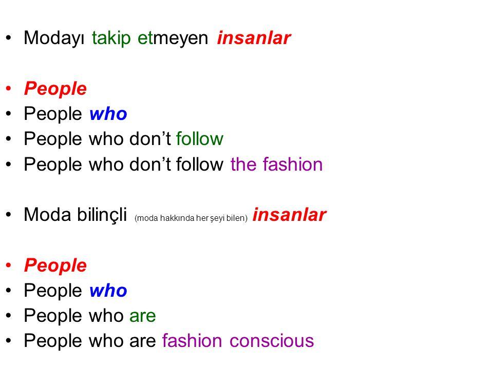 Modayı takip etmeyen insanlar People People who People who don't follow People who don't follow the fashion Moda bilinçli (moda hakkında her şeyi bile