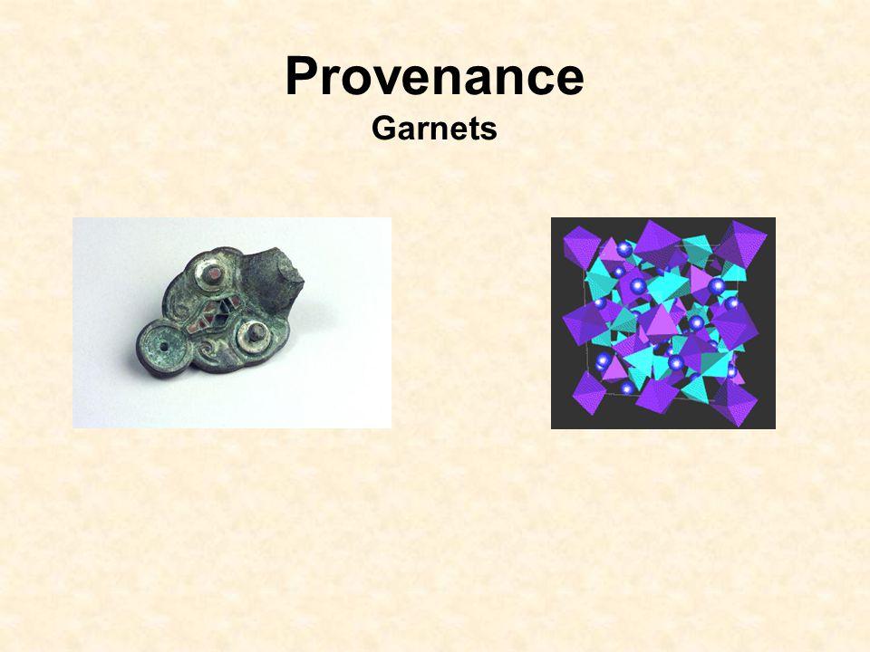 Provenance Garnets