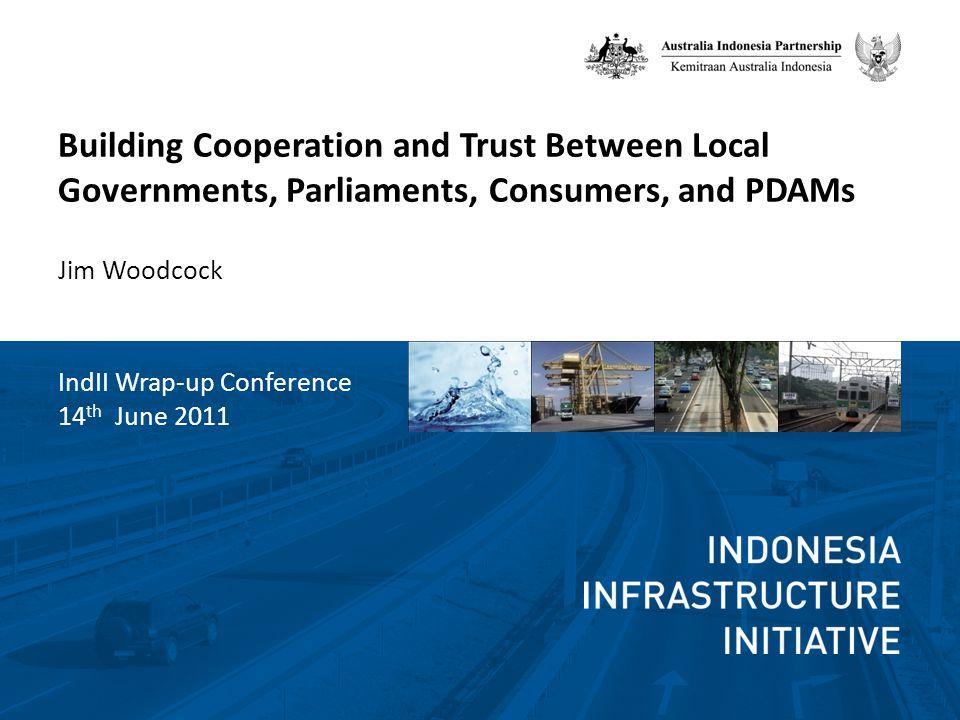 2 Project Locations: Dompu, Waingapu, Ende, Larantuka, Kupang