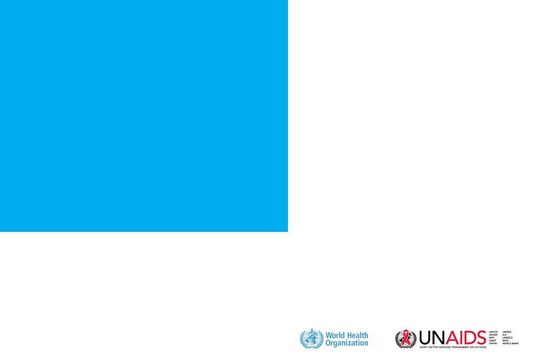 UNAIDS World AIDS Day Report | 2011 Core Epidemiology Slides