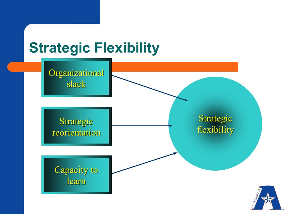 Strategic Flexibility Strategic Flexibility Strategic Flexibility Strategicflexibility Strategicreorientation Capacity to learn Organizationalslack