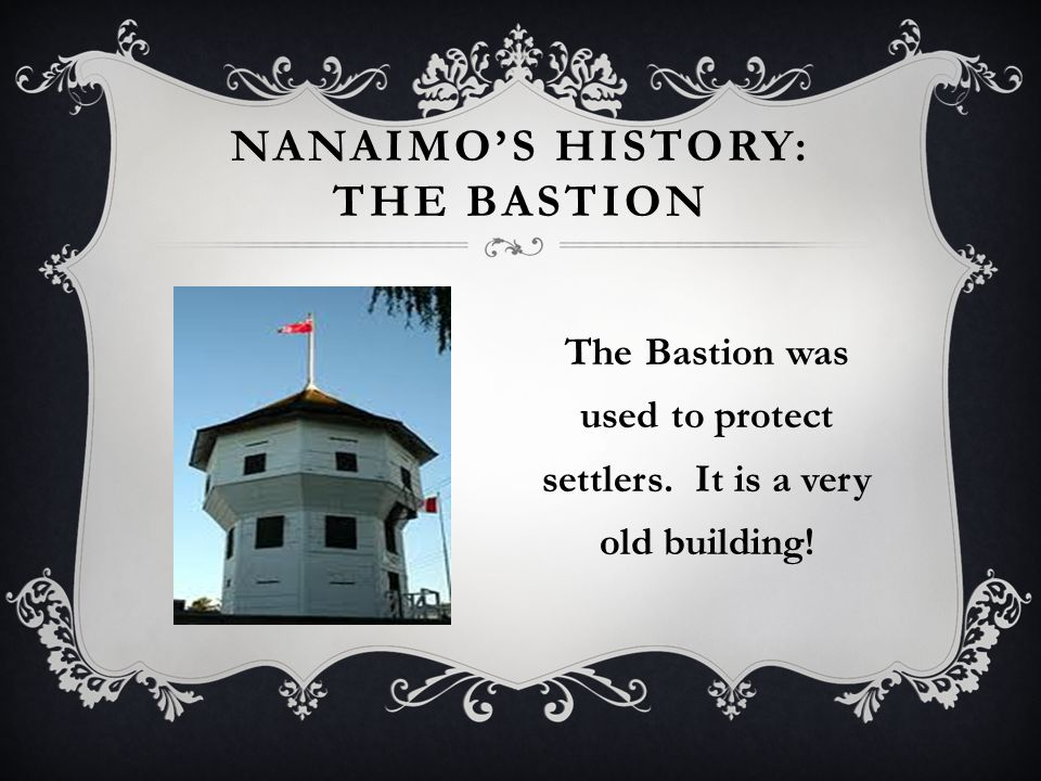 HISTORY OF NANAIMO: COAL MINING We love coal miners because they worked hard to earn a living.