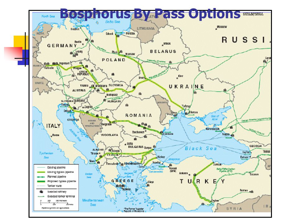 Bosphorus By Pass Options