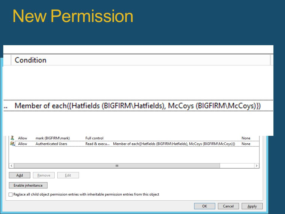 New Permission 19