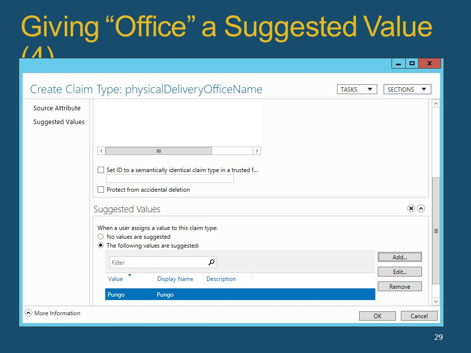 Giving Office a Suggested Value (4) 29