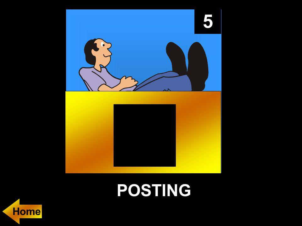 5 POSTING