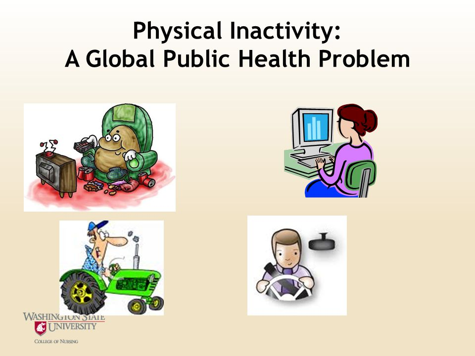 Physical Inactivity: A Global Public Health Problem