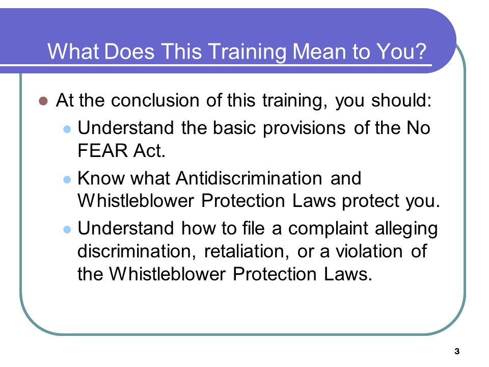 34 Whistleblower Protection Laws Employees may not disclose information if disclosure is specifically prohibited by law or if the information is required under Executive Order to be protected from disclosure in the interest of national security.