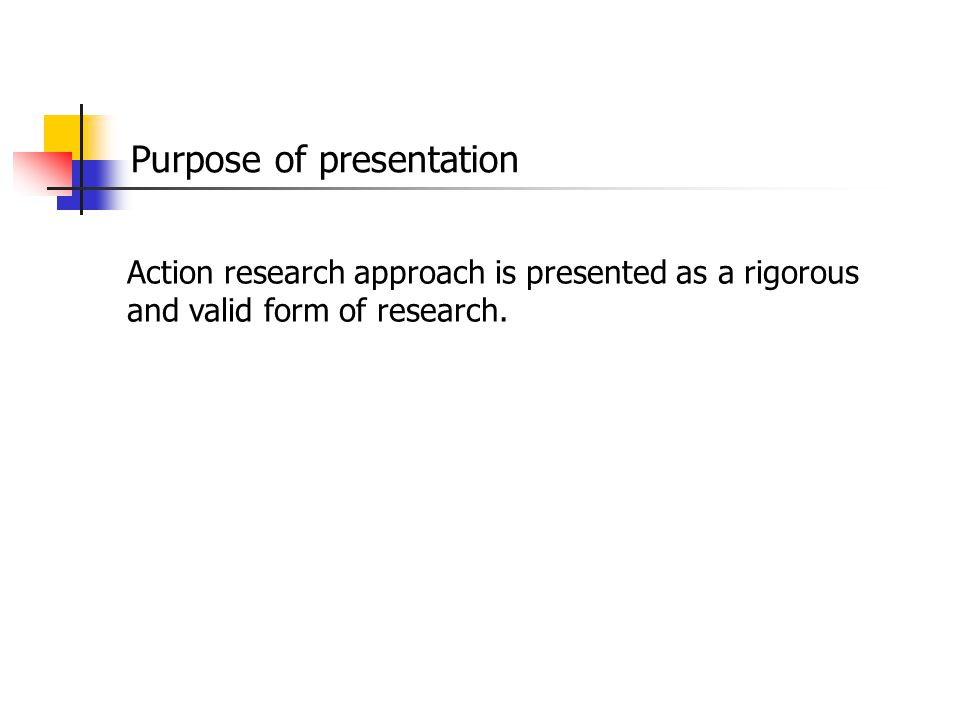 Action Research cycle one Cycle 1 Identify initial idea: Implementation of new curriculum.