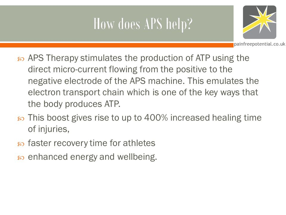 How does APS help How does APS help.
