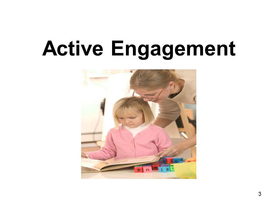 3 Active Engagement