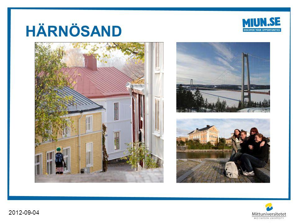 HÄRNÖSAND 2012-09-04