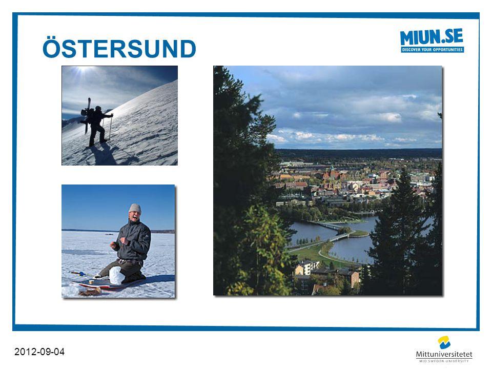 ÖSTERSUND 2012-09-04