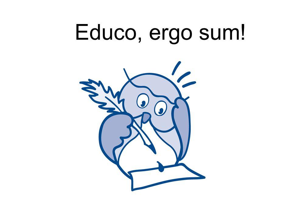 14.45u naar kiné en om 16u terug Educo, ergo sum!
